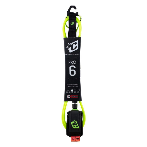 Creatures of Leisure 6 foot Pro Leash