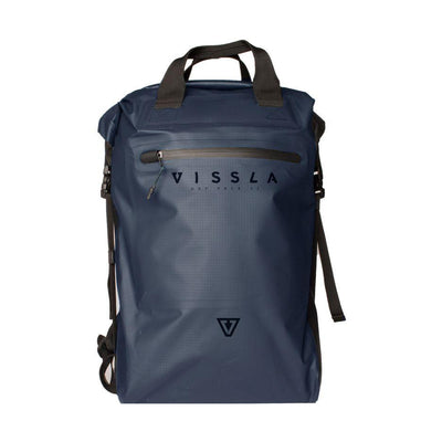 Vissla High Seas 22L Drypack - Dark Naval