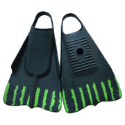 DaFin Swim Fins - Black/Green (Hidden Waterman)