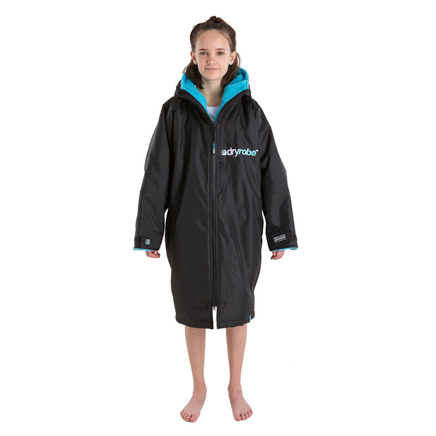 Dryrobe Long Sleeve Change Robe - Kids