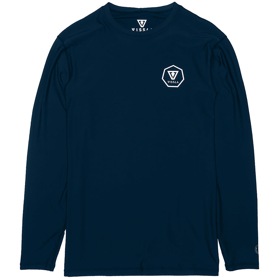Vissla  Everyday LS Surf Tee