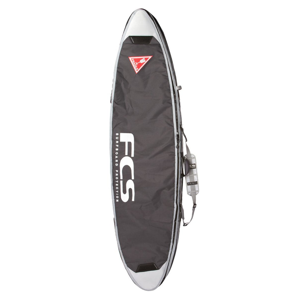 FCS Double Travel Fun Board Bag