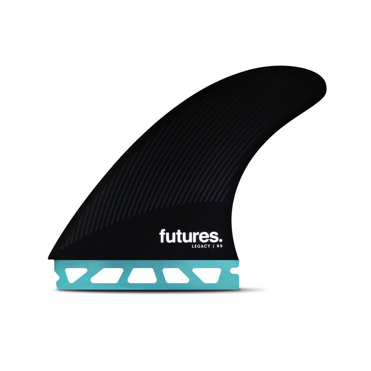 Futures R8 Legacy Series - Teal/Black