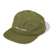 Banks Journal Label Hat - Seaweed