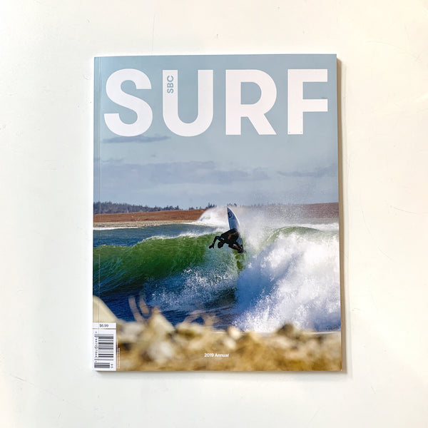 SBC Surf Magazine - 2019 Annual