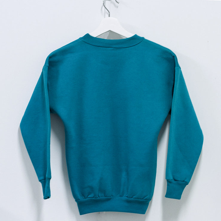 STG Shreddie Hangs Ten Youth Crewneck - Jade
