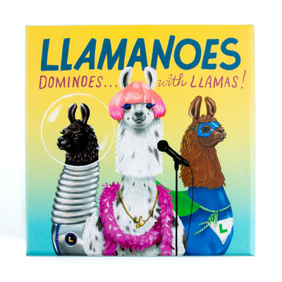Llamanoes - Dominoes with Llamas