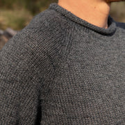 Mollusk Fisherman Sweater - Charcoal