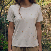 Mollusk Hemp Flower Buds Tee
