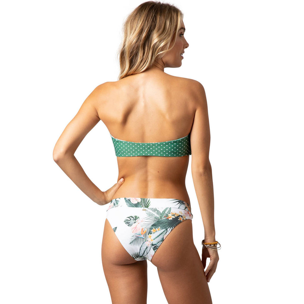 Rip Curl Morning Sky Cheeky Hi Leg