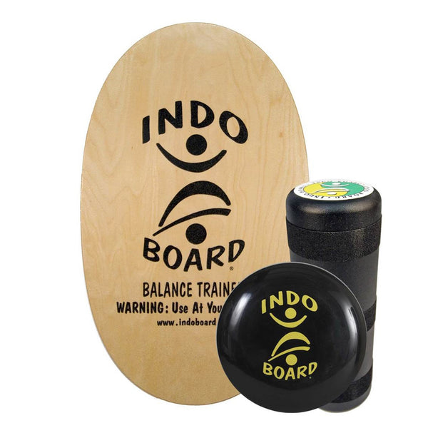 Indo Board - Barefoot w/ Flo Cushion