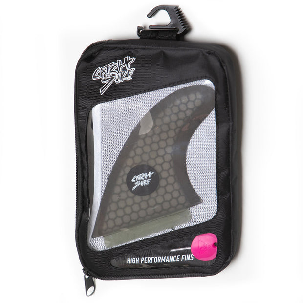 Catch Surf Honeycomb Hi-Perf Quad Fin Set
