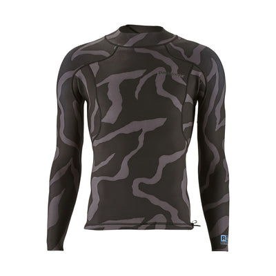 Patagonia Men's R1 Lite Yulex L/S Neoprene Top - 1.5mm