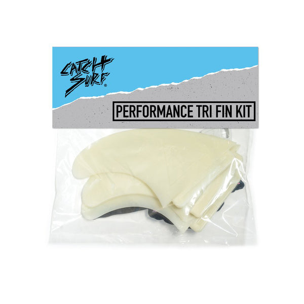 Catch Surf Hi-Perf Tri Fin Set