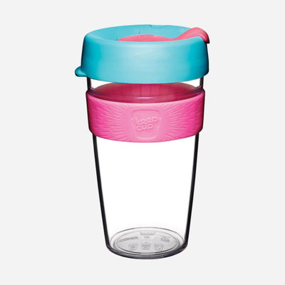 Keep Cup Reusable Cup - 16 oz Original Clear - Variety of Colours