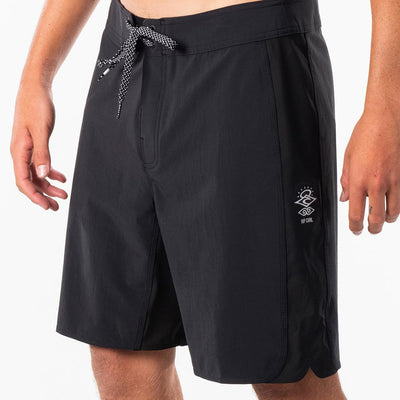 Rip Curl Mirage 3/2/One Ultimate Cordura Boardshorts - Black
