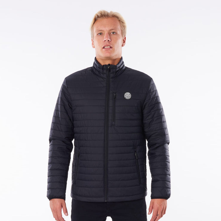 Rip Curl Melting Crew Anti-Series - Black