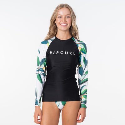 Rip Curl Blanco Bay Relaxed Long Sleeved Rash Guard