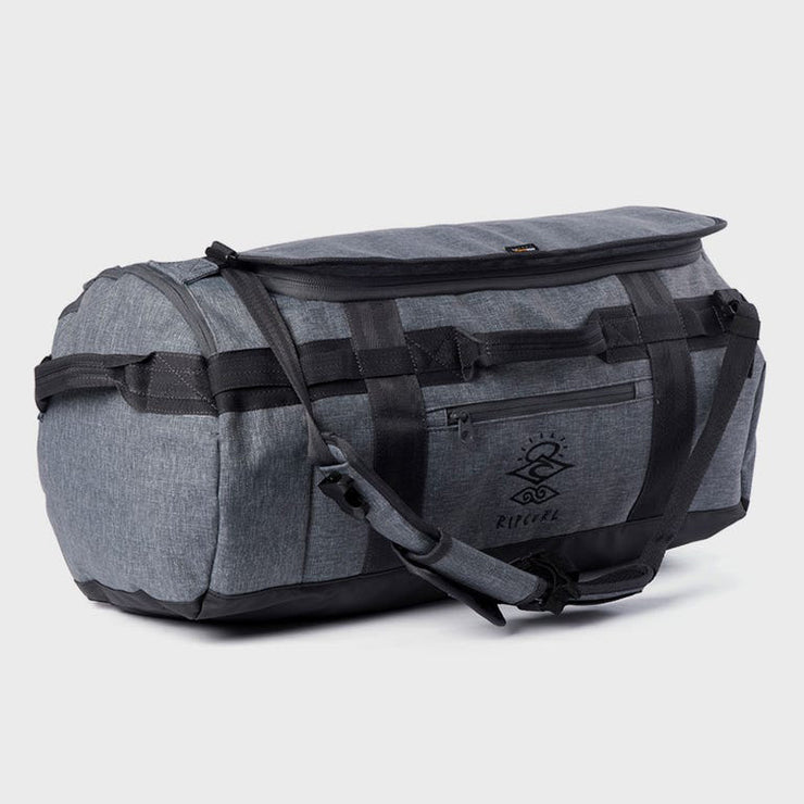 Rip Curl Search Duffle Cordura Bag - Grey