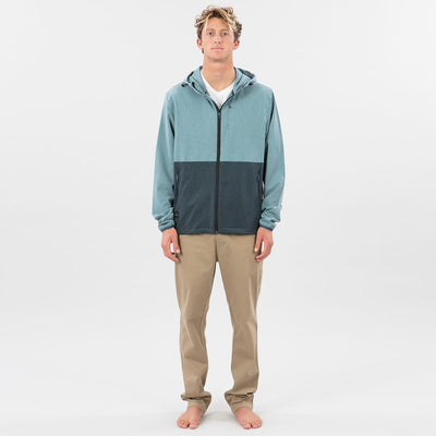 Rip Curl Elite Anti Series Windbreaker - Blue