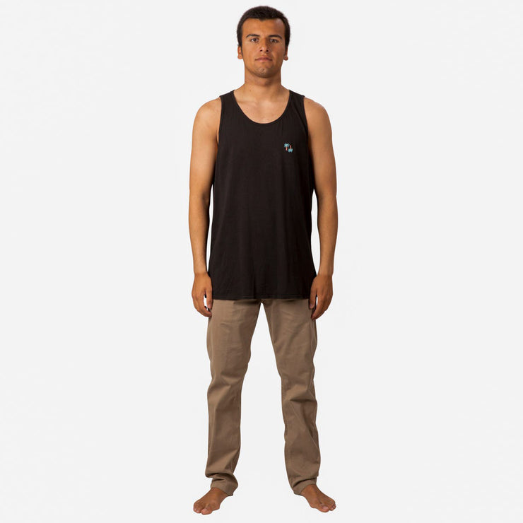 Rip Curl Flare Heritage Tank - Black