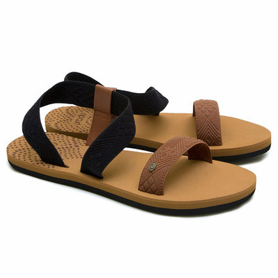 Rip Curl P-Low Women's Paradise Sandals - Tan