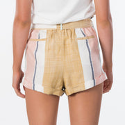 Rip Curl Sunsetters Stripe Short