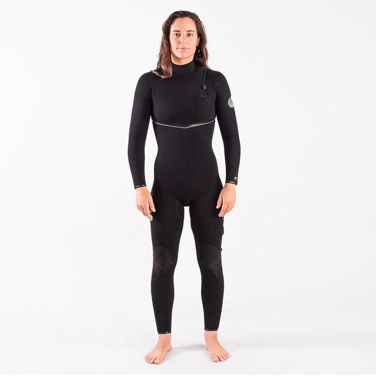 Rip Curl Women's E7 Limited Edition E-Bomb 3/2 Zip-Free