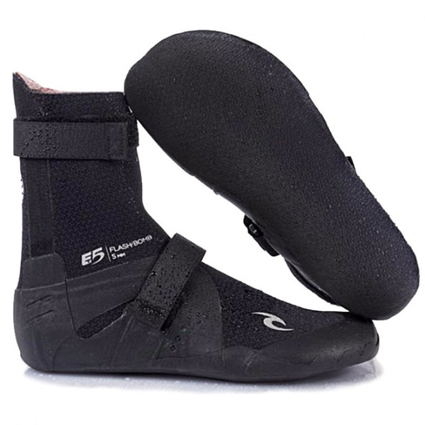 Rip Curl Round Toe Flashbomb Booties 7mm - 2019