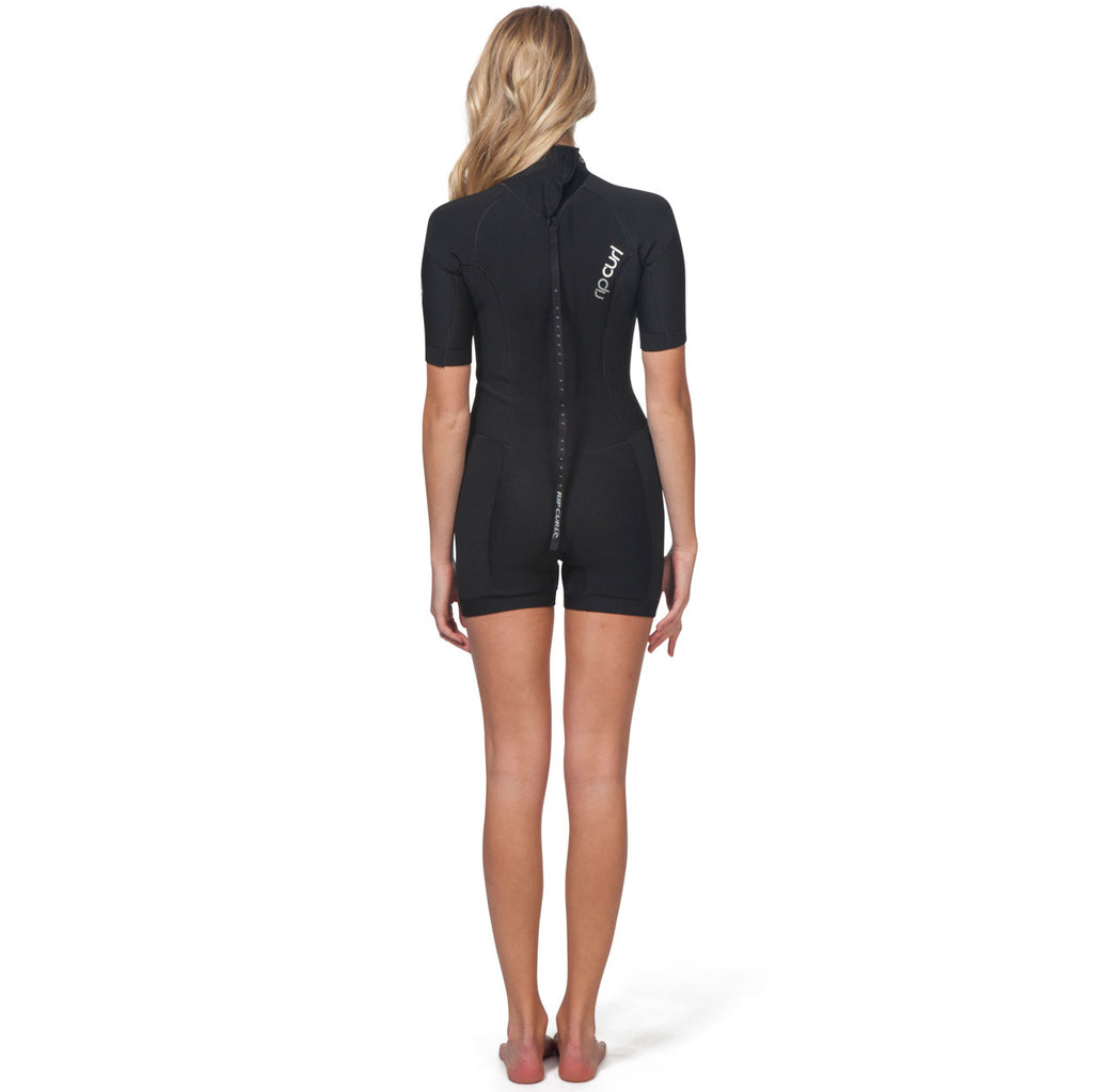 Rip Curl Women's Dawn Patrol 2mm S/S Spring Suit