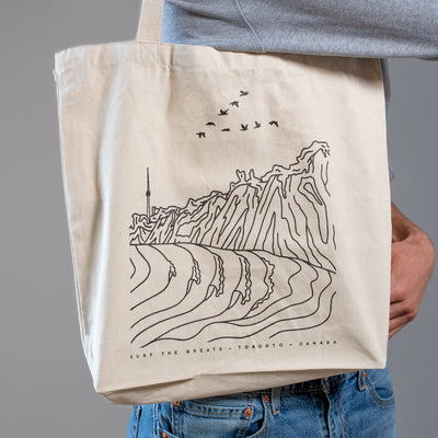 STG Bluffers Park Large Tote - Natural
