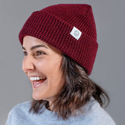 STG Waffle Knit Toque - Variety of Colours