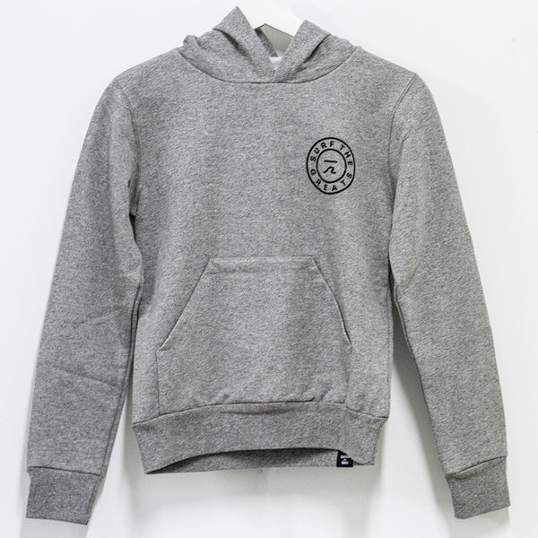 STG Shreddie Hangs Ten Youth Hoodie - Grey