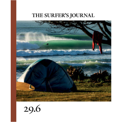 The Surfer's Journal 29.6 - Current Issue