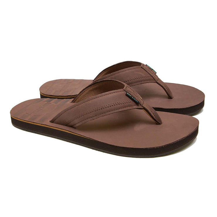 Rip Curl The Trestles Sandals - Dark Chocolate