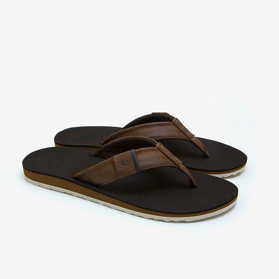 Rip Curl P-Low 2 Flip Flops - Tan/Brown