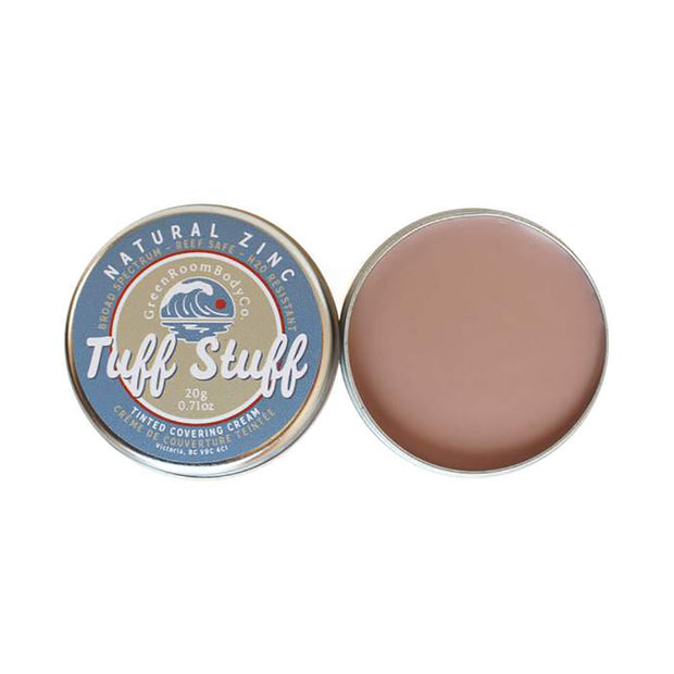 Green Room Body Co Tuff Stuff Tinted Covering Cream
