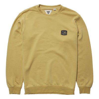 Vissla Solid Sets Crew - Golden Hour