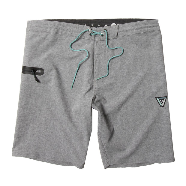 "Vissla Outlier 20"" Boardshort - Grey Heather"