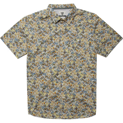 Vissla Radical Roots SS Eco Shirt - Bone