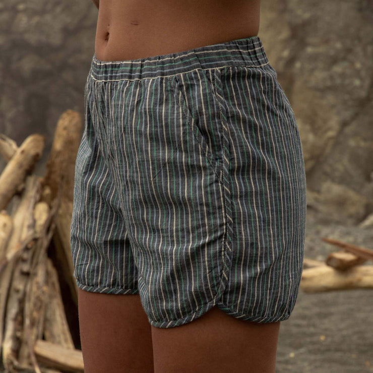 Mollusk Sandy Shorts - Inlet Stripe