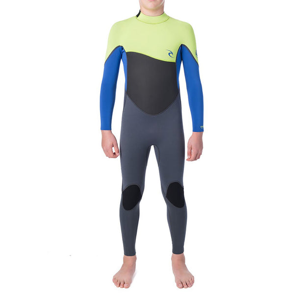 Rip Curl Jr. Omega 3/2 Wetsuit - Lime