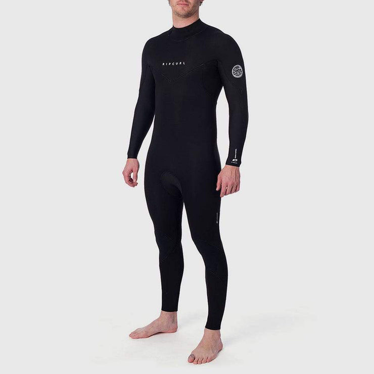 Rip Curl 4/3 Dawn Patrol Plus - Back Zip