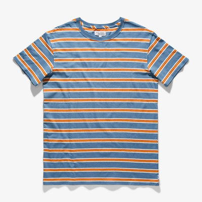 Banks Journal - Drop Deluxe Tee - Blue Stone