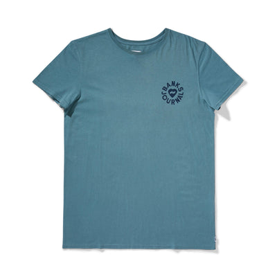 Banks Journal Heart Rings Faded Tee