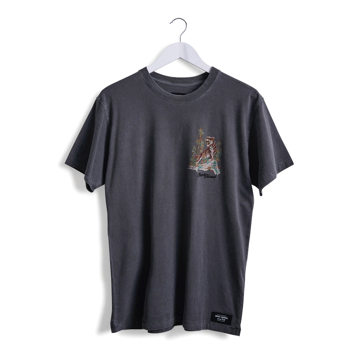 Banks Journal Jared Mell Tiger Tee