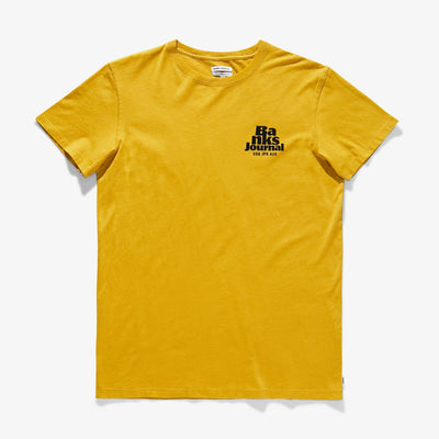Banks Journal Hourly T-Shirt - Sun
