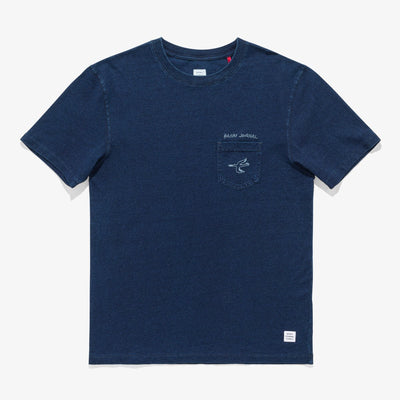 Banks Journal Ty Williams Calypso T-Shirt - Dirty Denim
