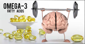 Fish oil could help prevent Alzheimer's and also give you a bigger brain