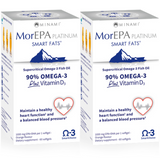 MorEPA Platinum Fish Oil 90% OMEGA-3 Plus Vitamin D . Discounts Available